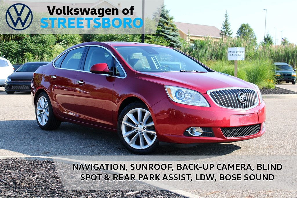 Pre-Owned 2015 Buick Verano Premium Group