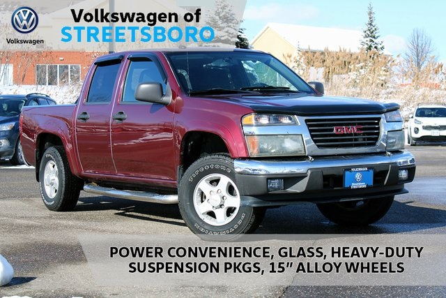 Pre-Owned 2008 GMC Canyon SLE1