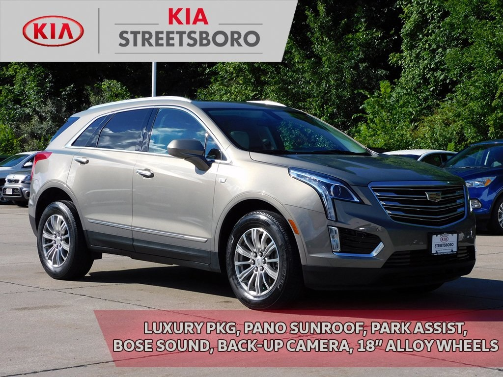 Pre-Owned 2018 Cadillac XT5 Luxury