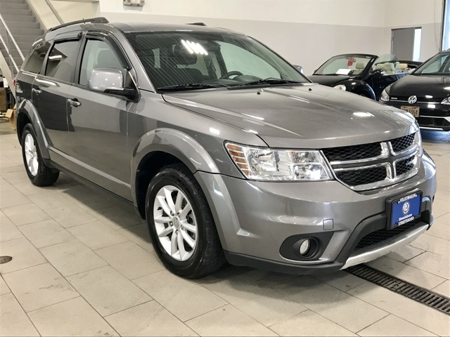 Pre-Owned 2013 Dodge Journey SXT 4D Sport Utility in Streetsboro ...