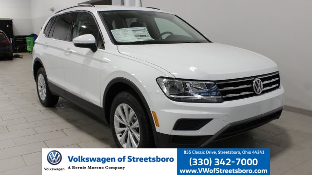 new 2018 volkswagen tiguan se 4d sport utility in streetsboro j061371 volkswagen of streetsboro. Black Bedroom Furniture Sets. Home Design Ideas