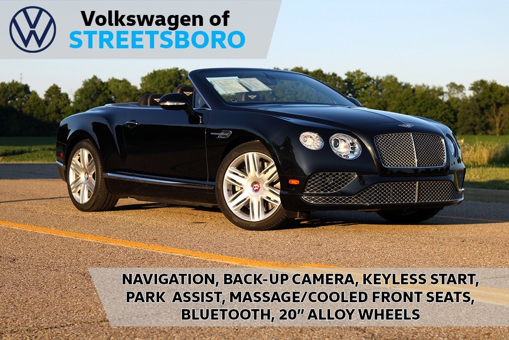 Pre-Owned 2017 Bentley Continental GT V8