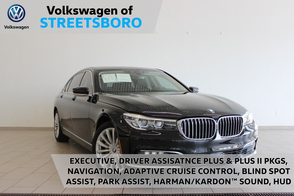 Pre-Owned 2017 BMW 7 Series 740e xDrive iPerformance