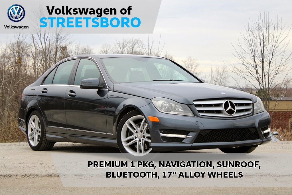 Pre-Owned 2013 Mercedes-Benz C-Class C 300