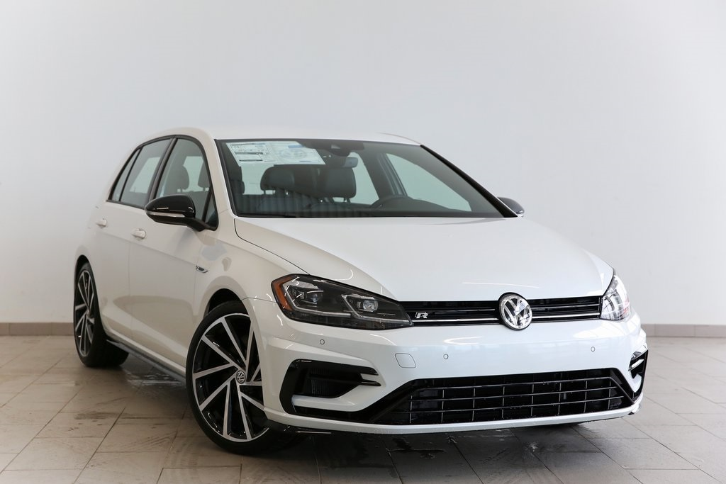 Golf R Dcc >> New 2019 Volkswagen Golf R Dcc Navigation 4motion Awd 4d Hatchback