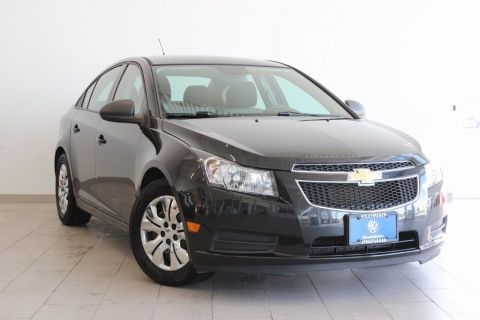 Pre-Owned 2013 Chevrolet Cruze LS