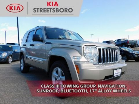 Pre-Owned 2010 Jeep Liberty Limited
