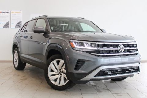 New 2020 Volkswagen Atlas Cross Sport 2.0T SE w/ Technology