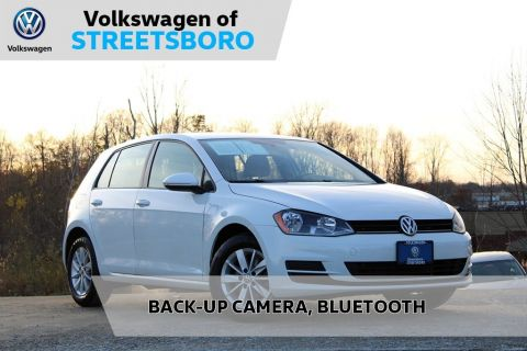 Pre-Owned 2016 Volkswagen Golf TSI S 4-Door