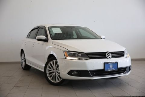 Pre-Owned 2013 Volkswagen Jetta TDI w/ Premium and Navigation Package